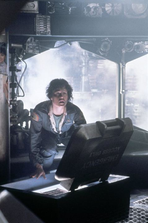 Alien - Das unheimliche Wesen aus einer fremden Welt: Sigourney Weaver
