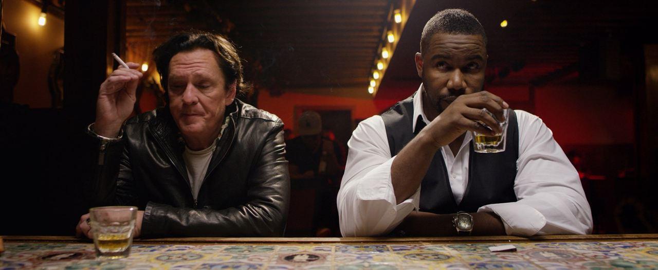 L.A. Outlaws - Die Gesetzlosen : Bild Michael Jai White, Michael Madsen