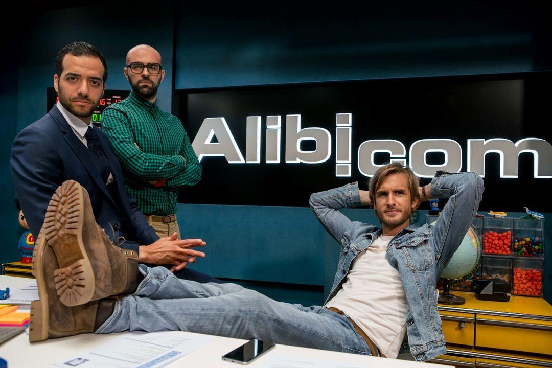 Alibi.com : Bild Julien Arruti, Philippe Lacheau, Tarek Boudali