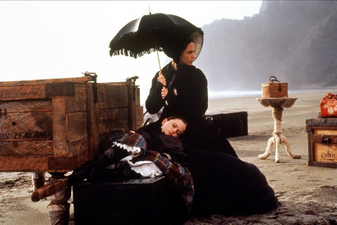 Das Piano: Anna Paquin, Holly Hunter
