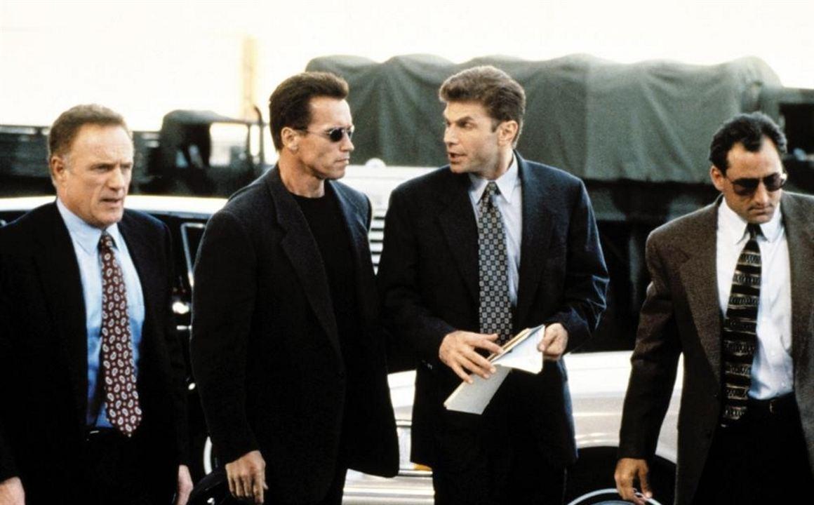 Eraser : Bild Arnold Schwarzenegger, James Caan, Nick Chinlund