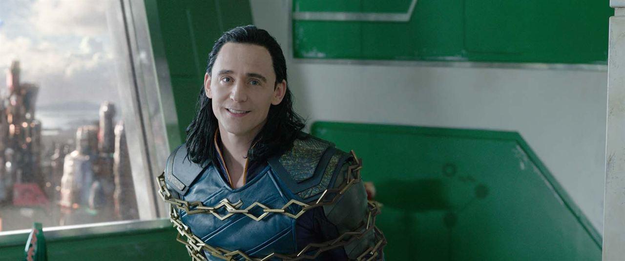 Thor 3: Tag der Entscheidung : Bild Tom Hiddleston