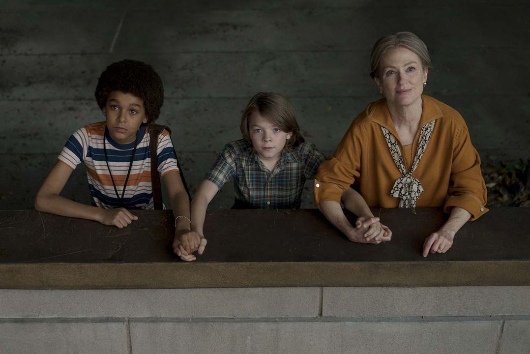 Wonderstruck: Julianne Moore, Oakes Fegley, Jaden Michael