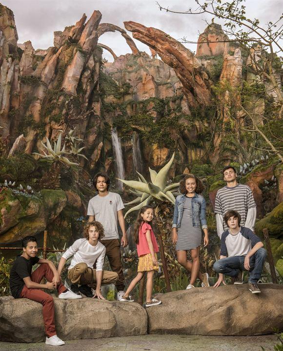 Avatar 4: Filip Geljo, Britain Dalton, Jamie Flatters, Trinity Bliss, Bailey Bass (II), Duane Evans Jr., Jack Champion