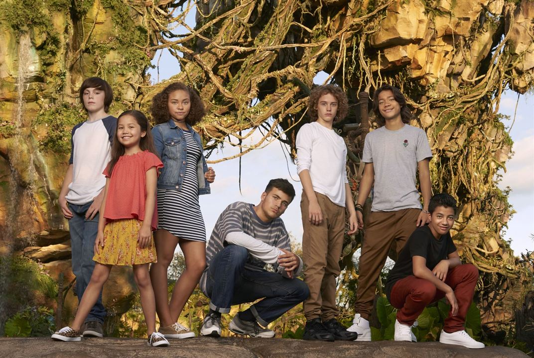 Avatar 4: Britain Dalton, Jamie Flatters, Trinity Bliss, Bailey Bass (II), Duane Evans Jr., Jack Champion, Filip Geljo