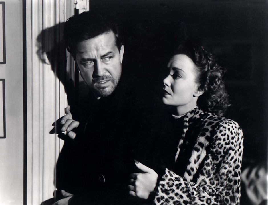 Das verlorene Wochenende : Bild Jane Wyman, Ray Milland