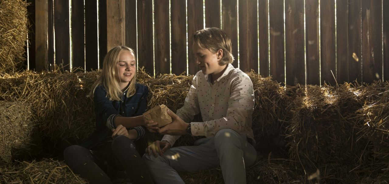 Wendy 2 - Freundschaft für immer : Bild Jule Hermann, Noah Kraus