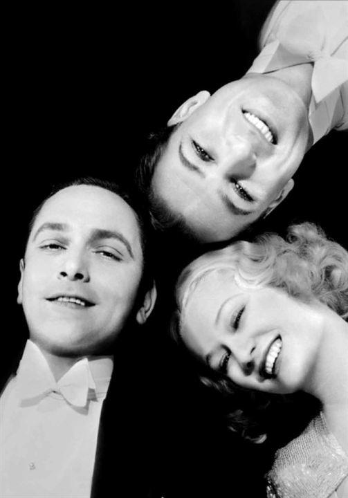 Serenade zu dritt : Bild Fredric March, Gary Cooper, Miriam Hopkins