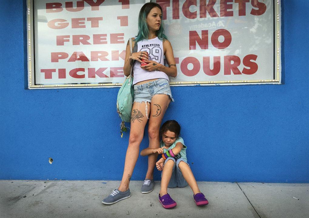 The Florida Project: Brooklynn Prince, Bria Vinaite