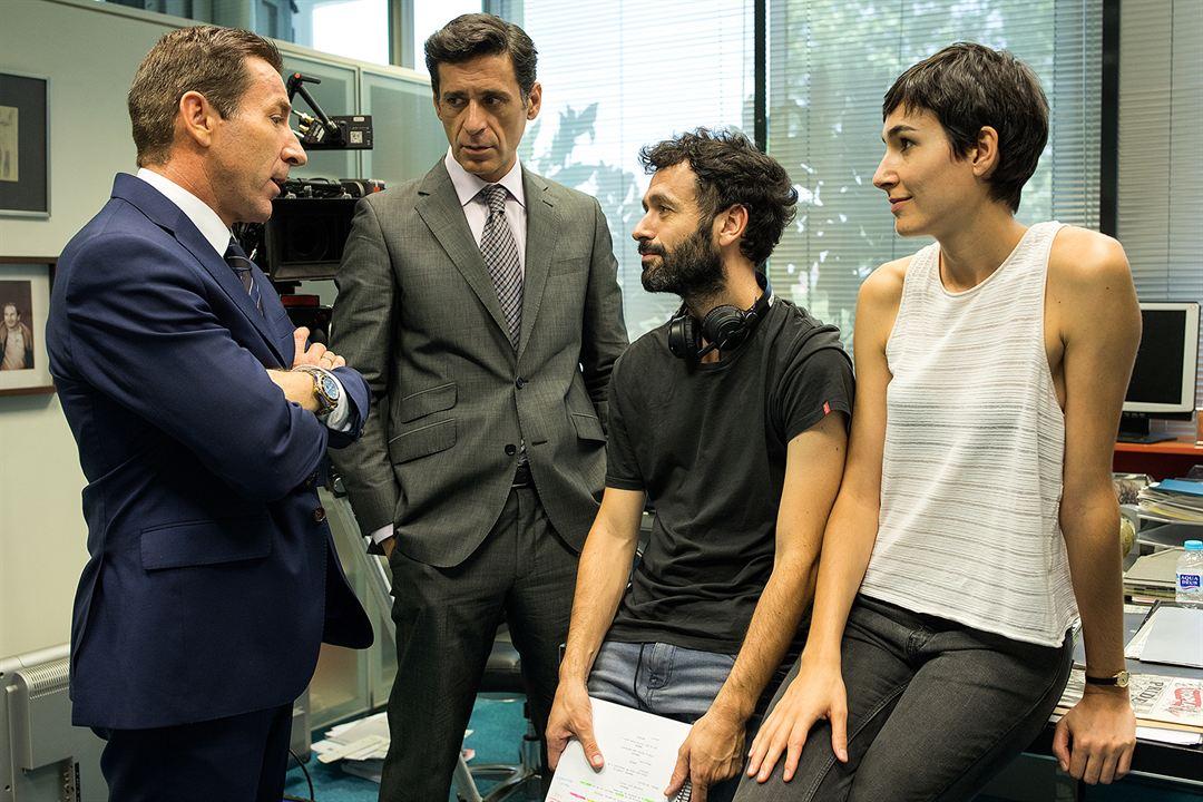 The Realm: Nacho Fresneda, Antonio de la Torre, Bárbara Lennie