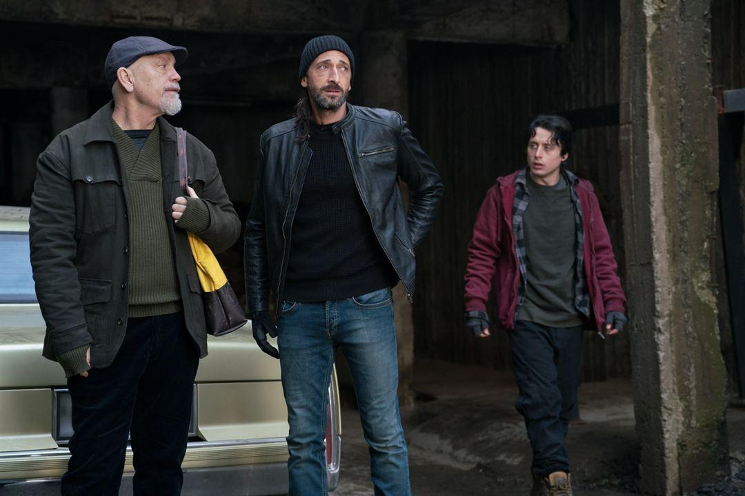 Bullet Head: Adrien Brody, Rory Culkin, John Malkovich