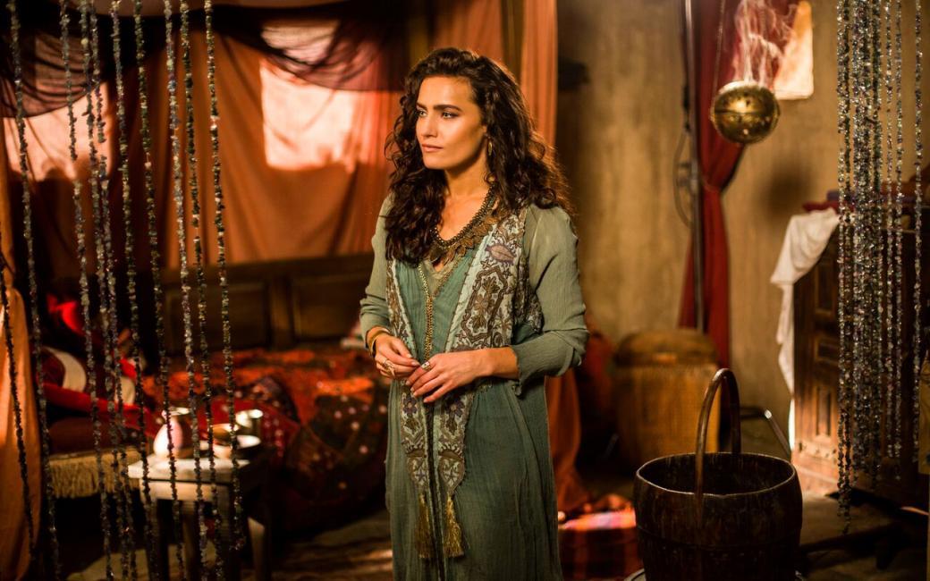 Samson - Der Auserwählte, Der Verratene, Der Triumphator: Caitlin Leahy