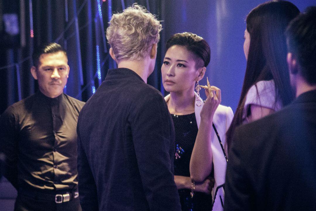 The Shanghai Job : Bild Lynn Hung, Orlando Bloom