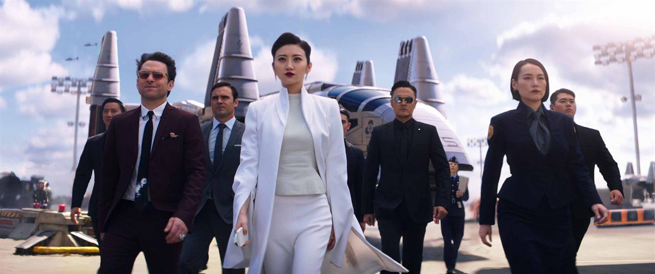 Pacific Rim 2: Uprising : Bild Charlie Day, Jing Tian, Rinko Kikuchi