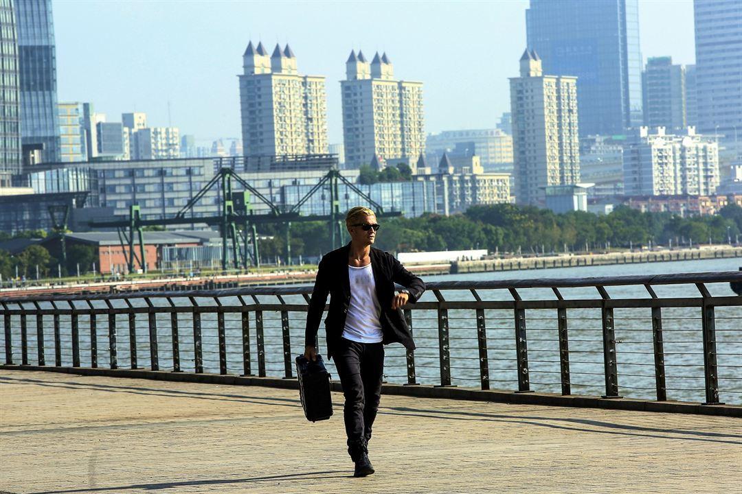 The Shanghai Job : Bild Orlando Bloom