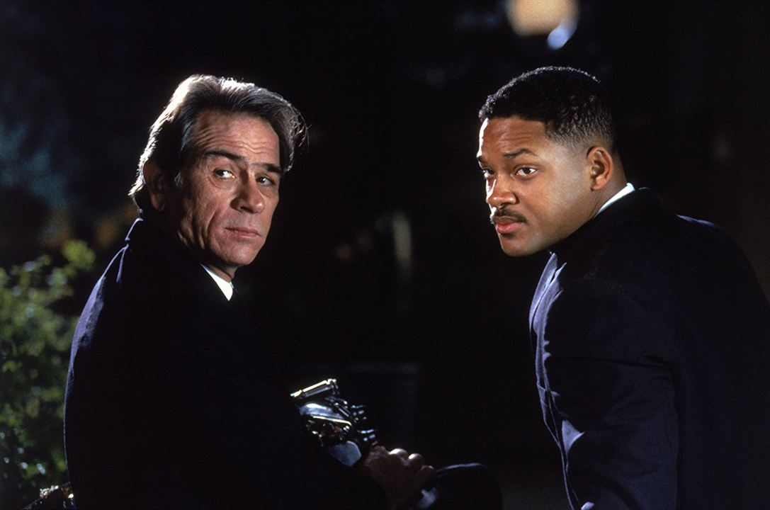 Men in Black: Will Smith, Tommy Lee Jones