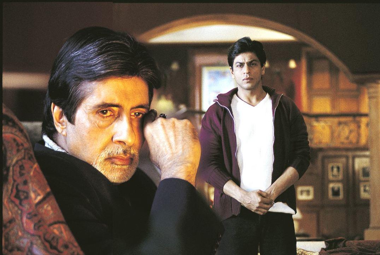 In guten wie in schweren Tagen: Amitabh Bachchan, Shah Rukh Khan