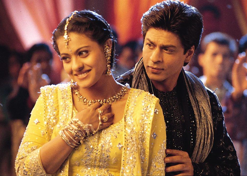 In guten wie in schweren Tagen: Kajol Devgn, Shah Rukh Khan