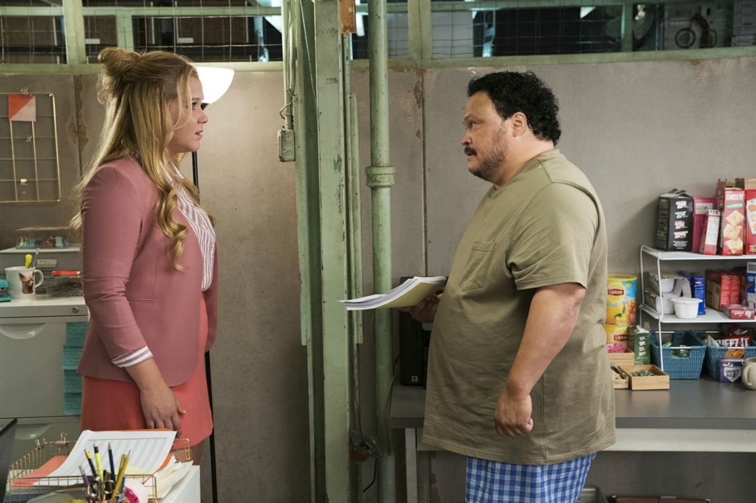 I Feel Pretty: Adrian Martinez, Amy Schumer