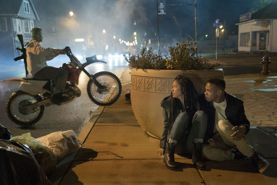 The First Purge : Bild Joivan Wade, Lex Scott Davis