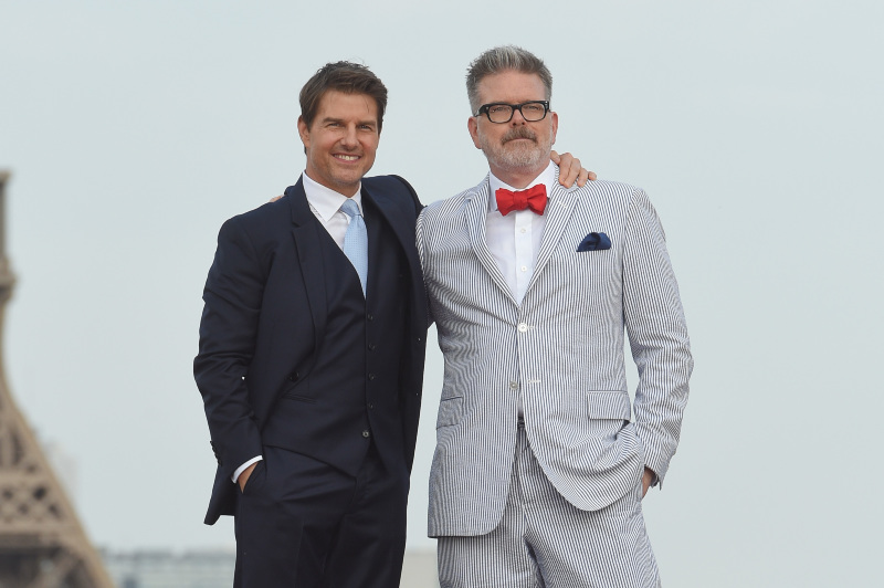Mission: Impossible - Fallout: Tom Cruise, Christopher McQuarrie