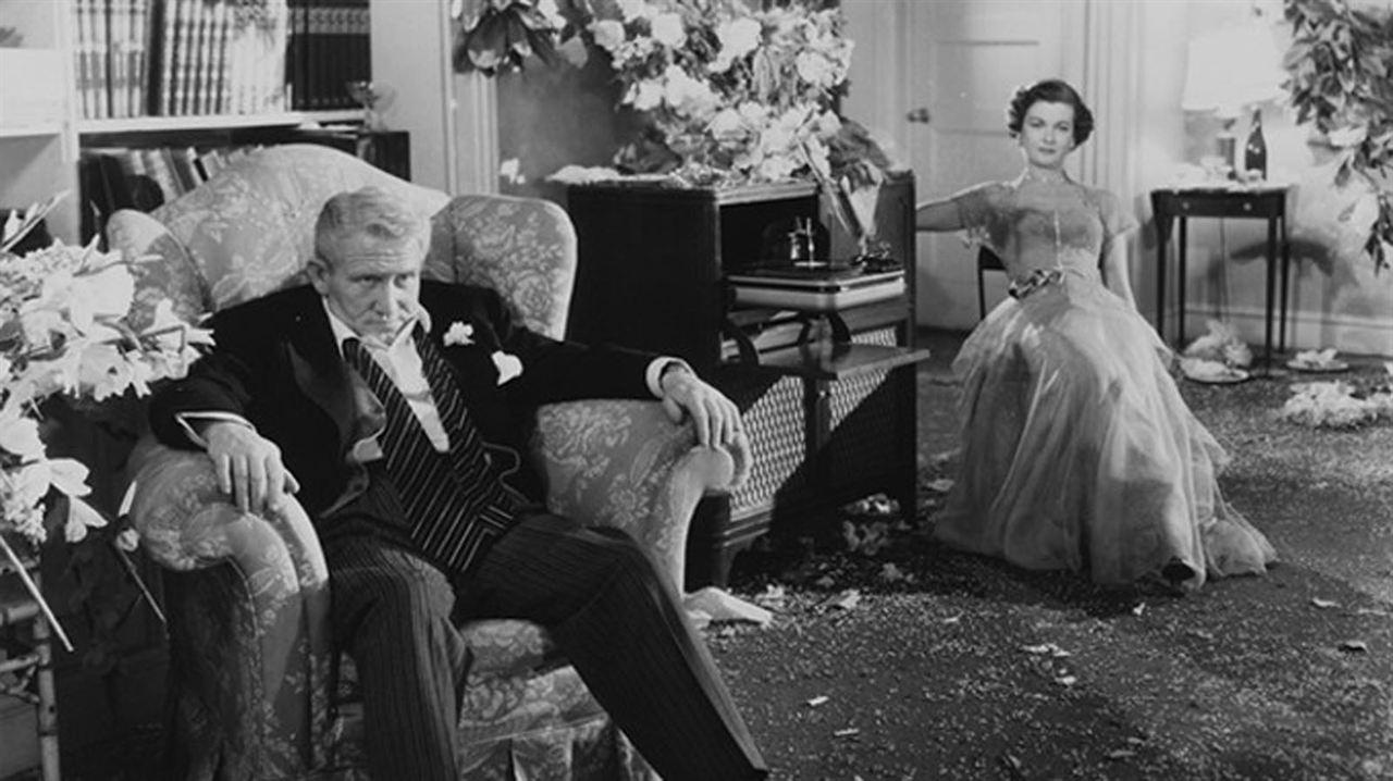Der Vater der Braut : Bild Elizabeth Taylor, Spencer Tracy