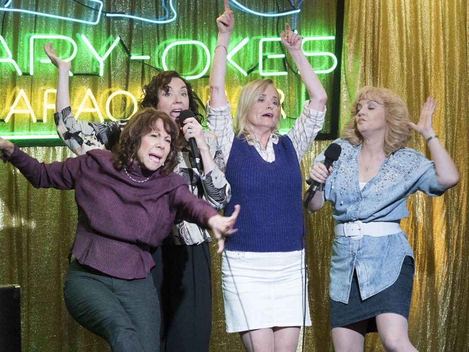 Bild Jennifer Irwin, Mindy Sterling, Stephanie Courtney, Wendi McLendon-Covey