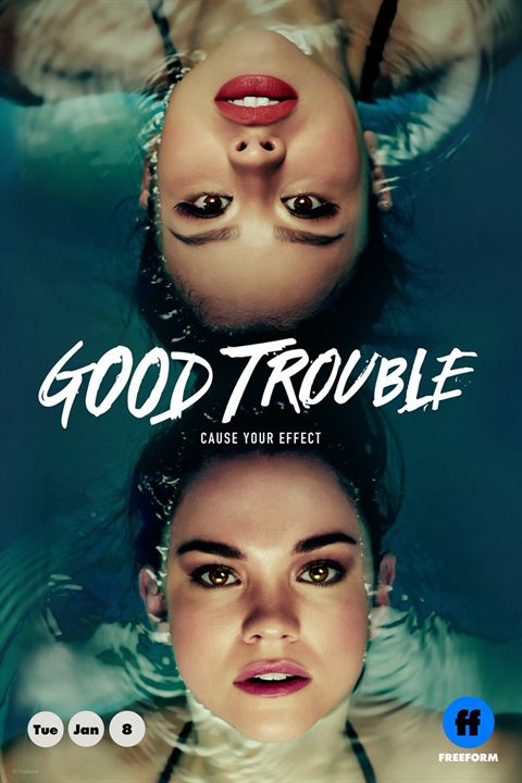 Good Trouble : Kinoposter