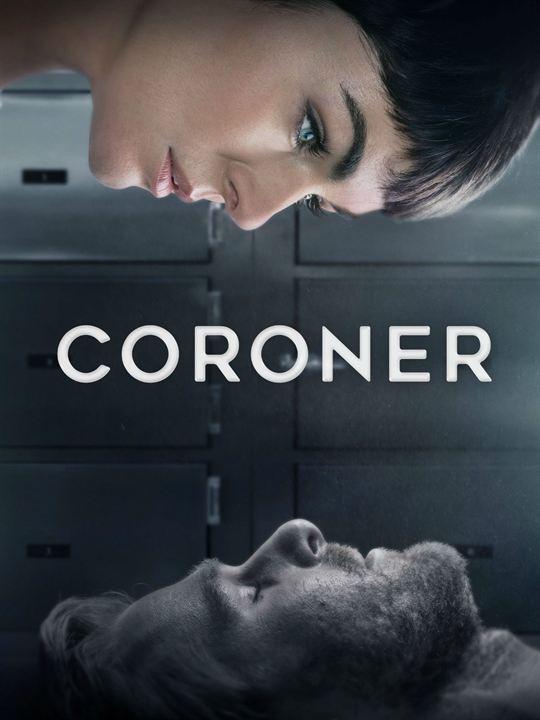 Coroner - Fachgebiet Mord : Kinoposter