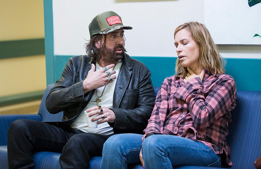 Between Worlds : Bild Franka Potente, Nicolas Cage