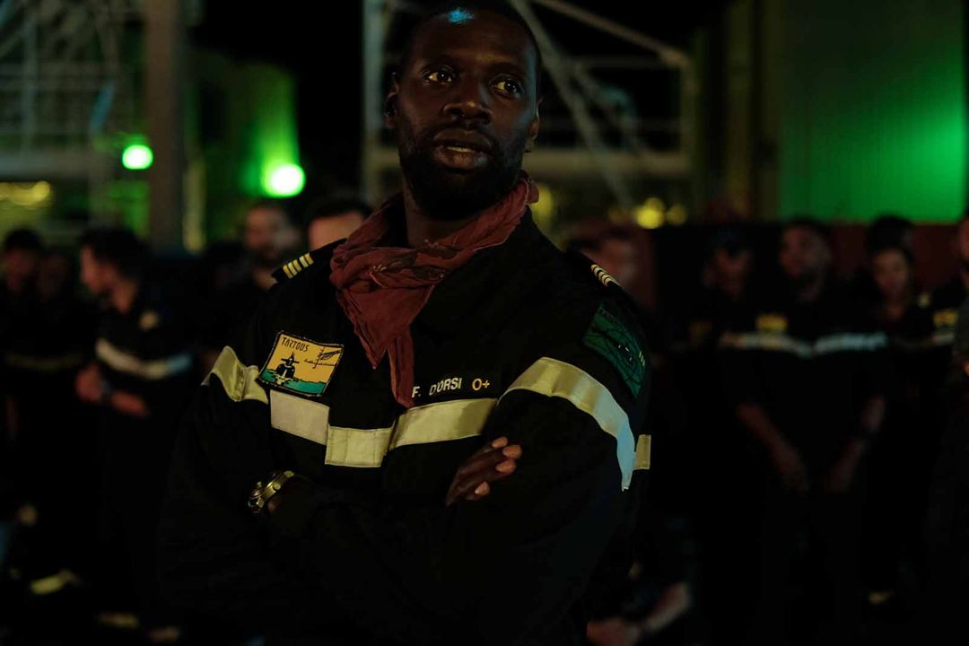 The Wolf's Call - Entscheidung in der Tiefe: Omar Sy