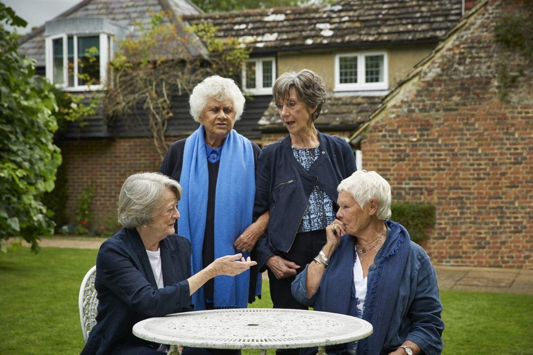 Tea With The Dames - Ein unvergesslicher Nachmittag : Bild Eileen Atkins, Joan Plowright, Judi Dench, Maggie Smith