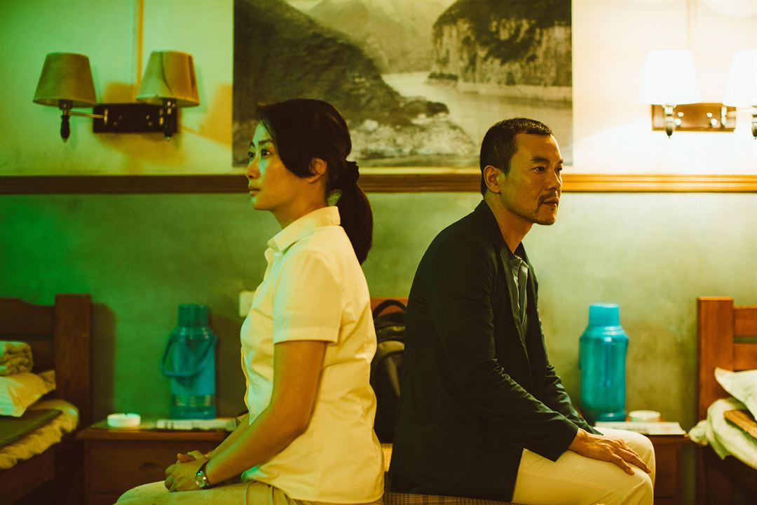 Asche ist reines Weiß: Liao Fan, Zhao Tao