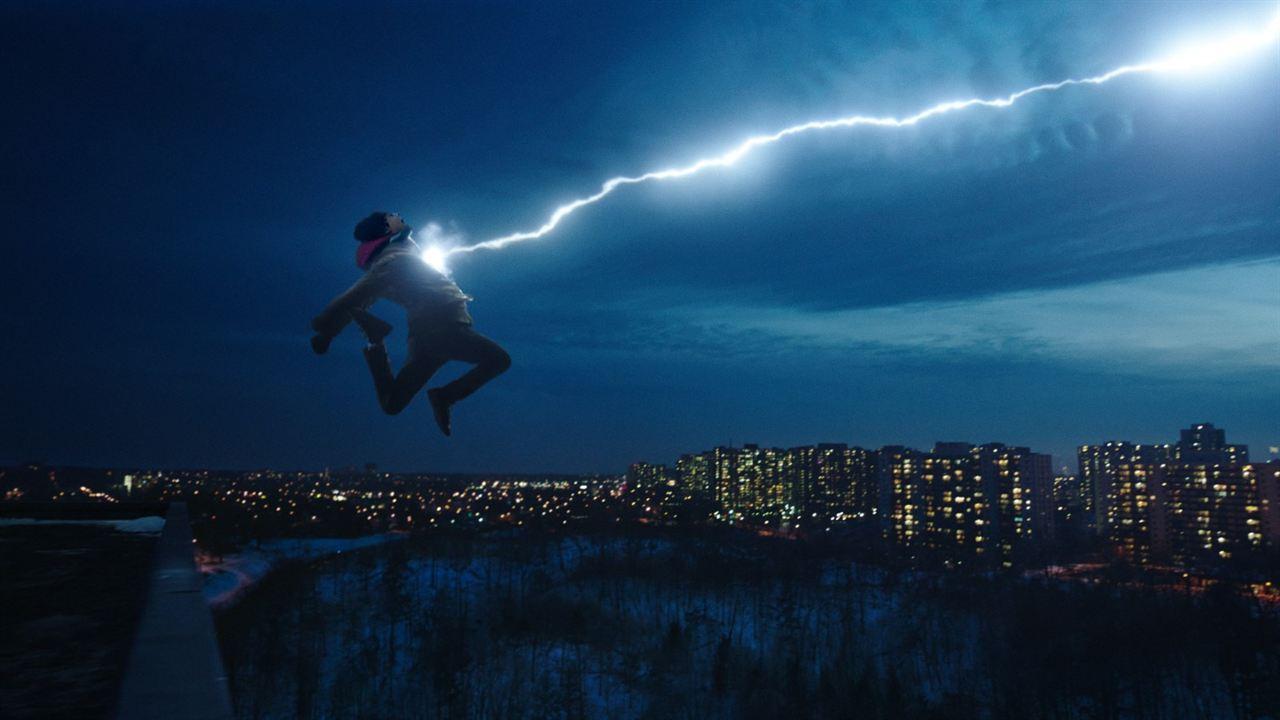 Shazam! : Bild Asher Angel