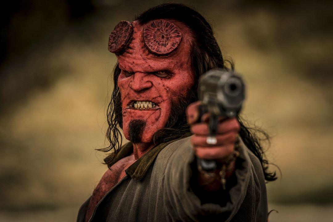 Hellboy - Call Of Darkness : Bild David Harbour