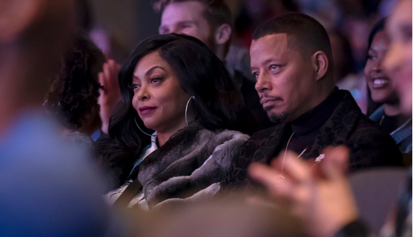 Bild Taraji P. Henson, Terrence Howard