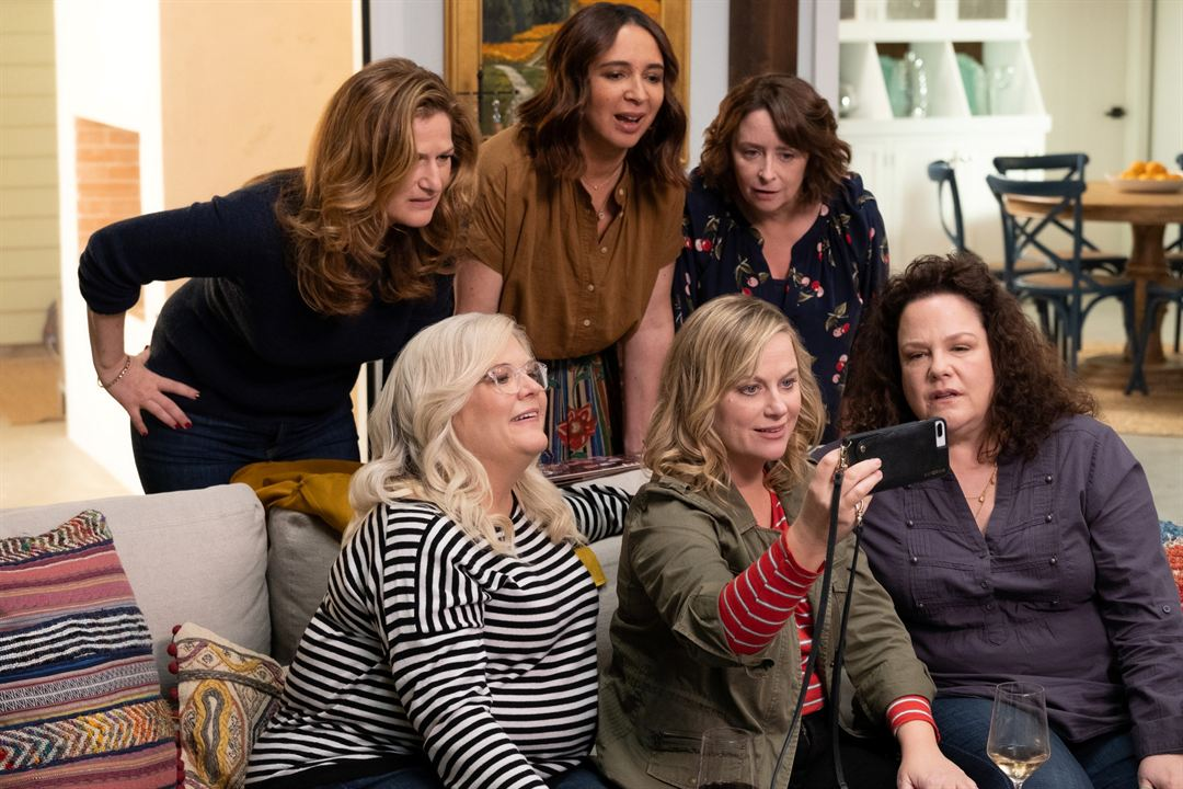 Wine Country : Bild Amy Poehler, Ana Gasteyer, Maya Rudolph, Paula Pell, Rachel Dratch