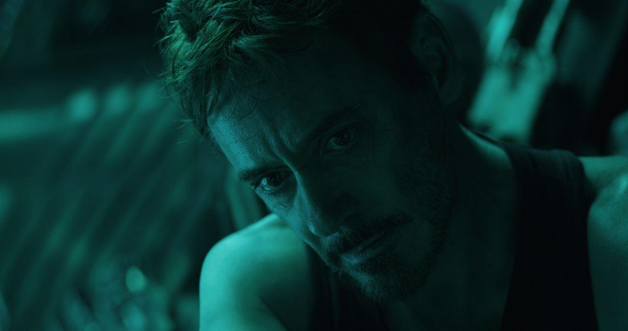 Avengers 4: Endgame: Robert Downey Jr.
