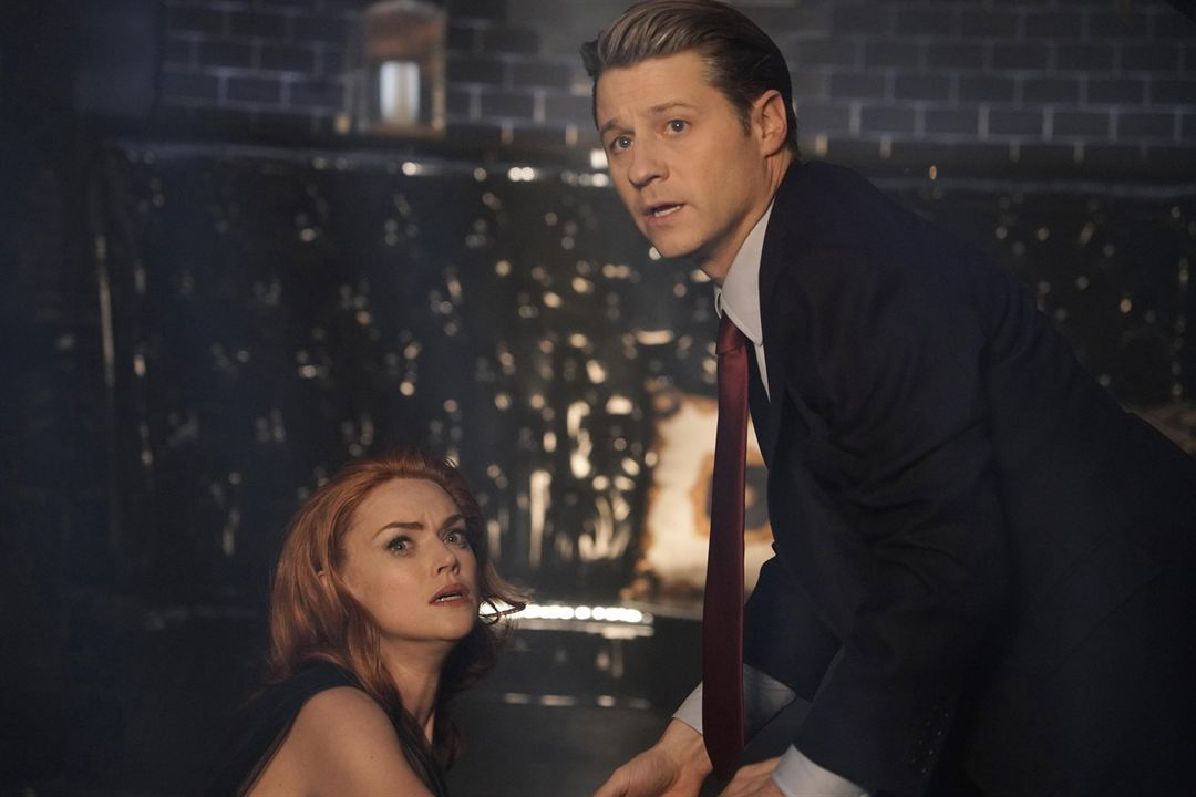Bild Ben McKenzie, Erin Richards