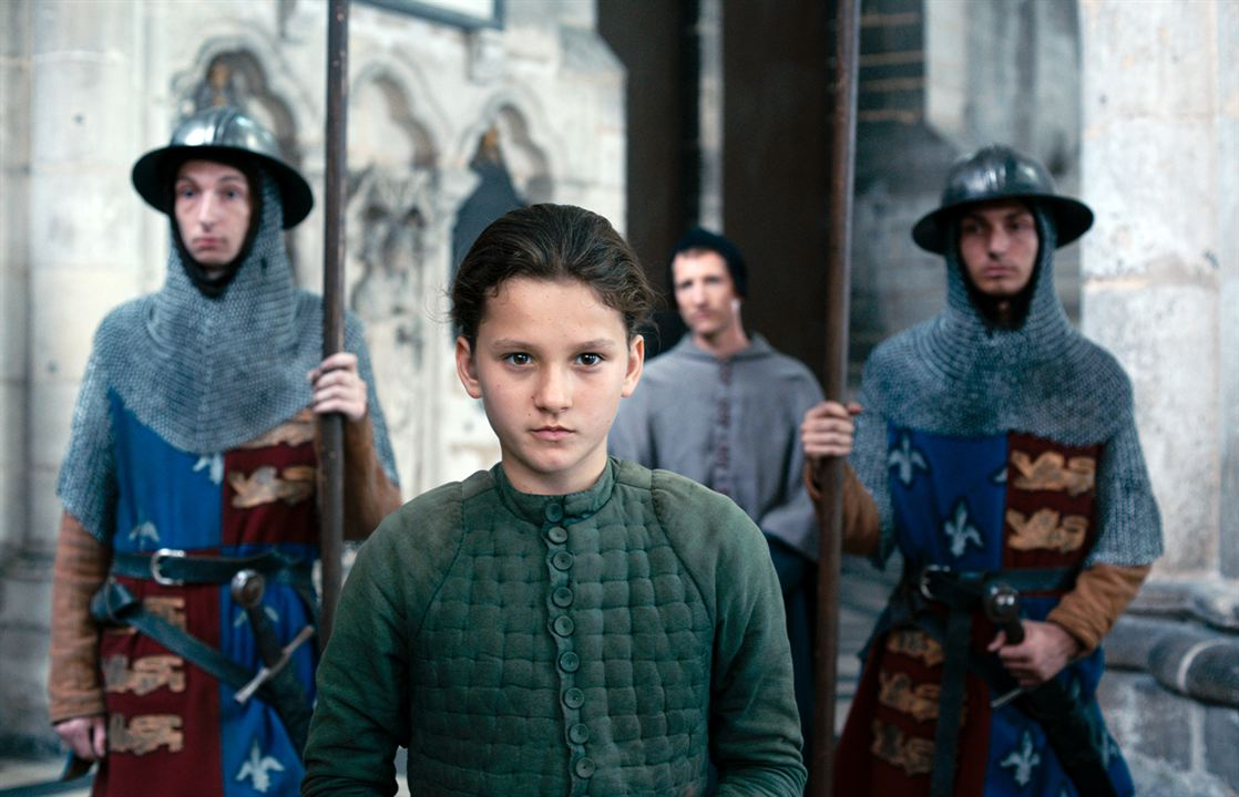 Jeanne d'Arc : Bild Lise Leplat Prudhomme
