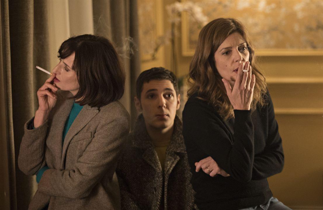 Zimmer 212 - In einer magischen Nacht : Bild Camille Cottin, Chiara Mastroianni, Vincent Lacoste