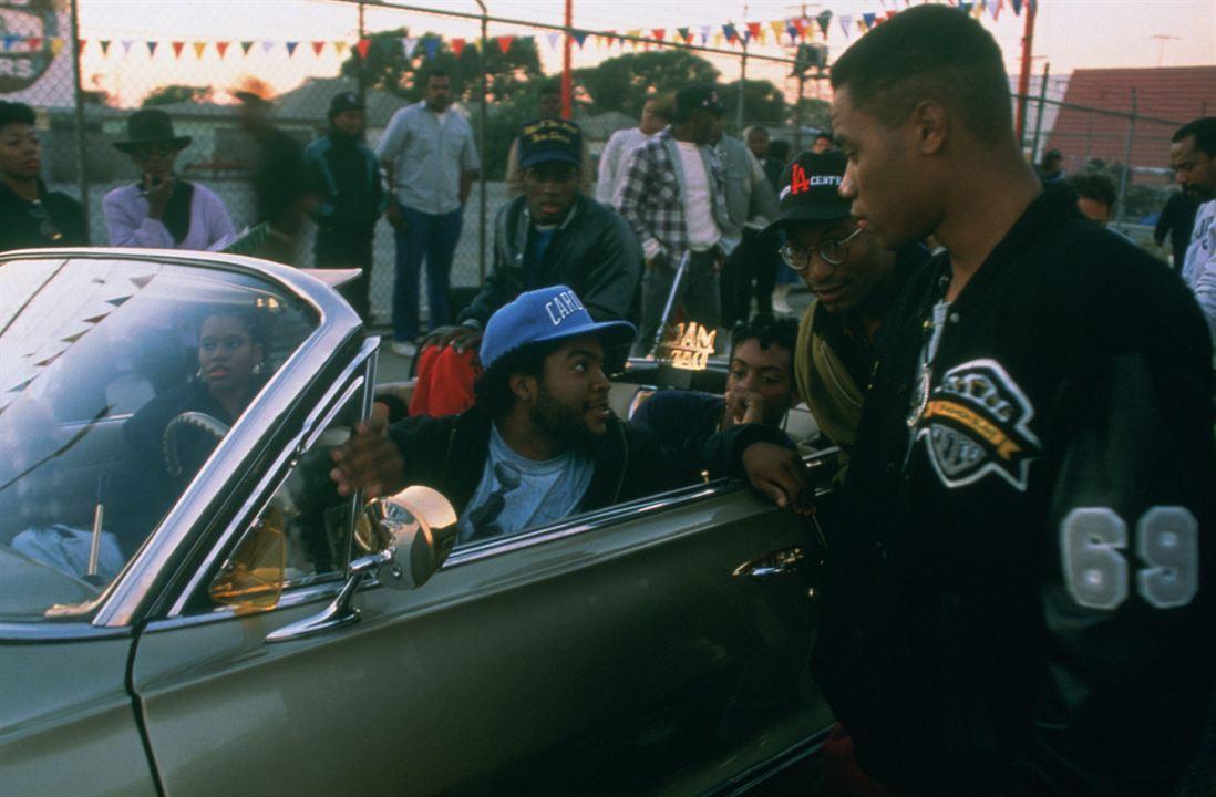 Boyz N The Hood: Ice Cube, Cuba Gooding Jr.