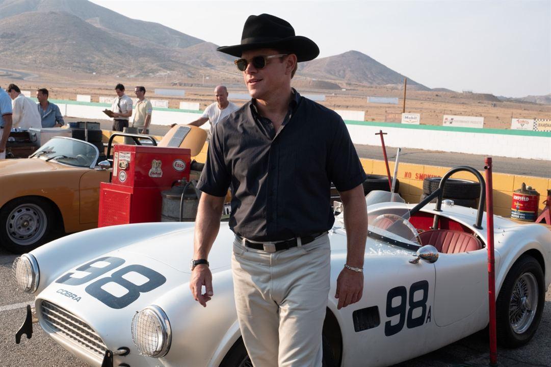 Le Mans 66 - Gegen jede Chance : Bild Matt Damon