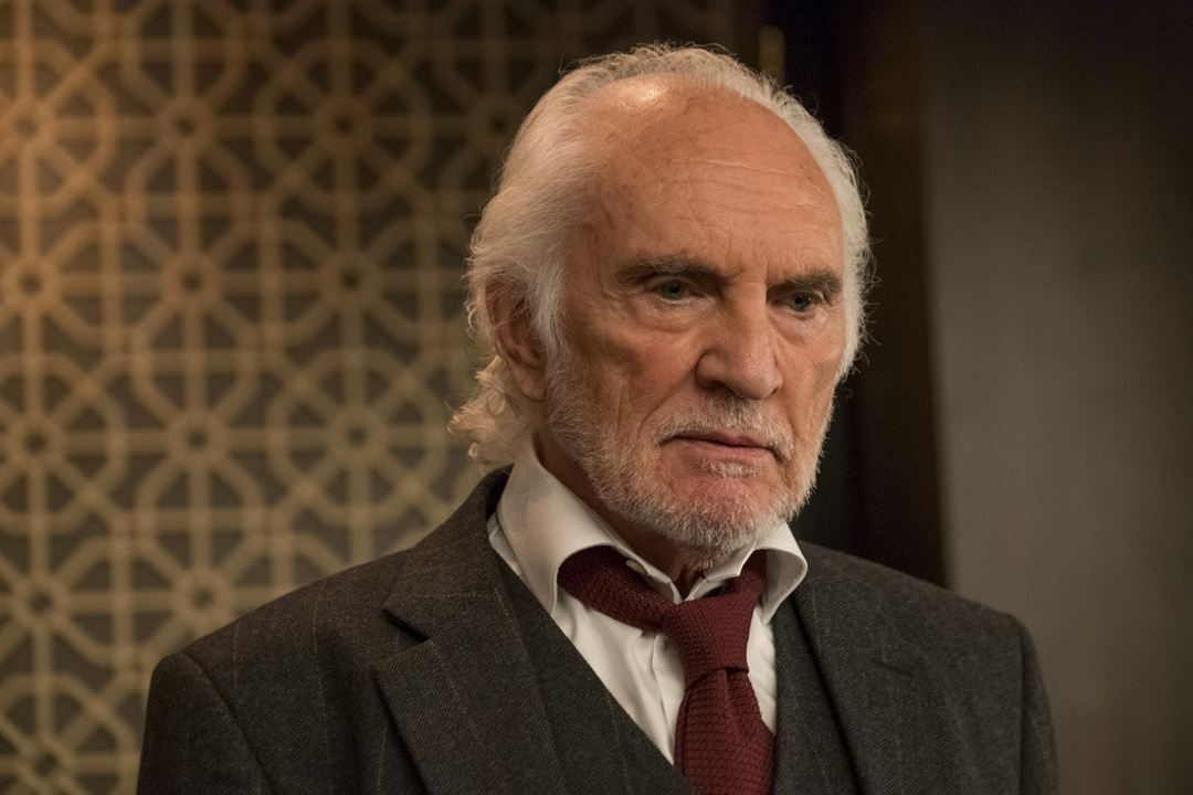 Murder Mystery: Terence Stamp