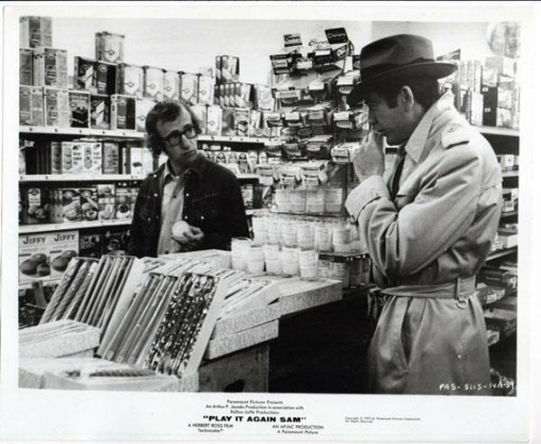 Mach's noch einmal, Sam : Bild Woody Allen