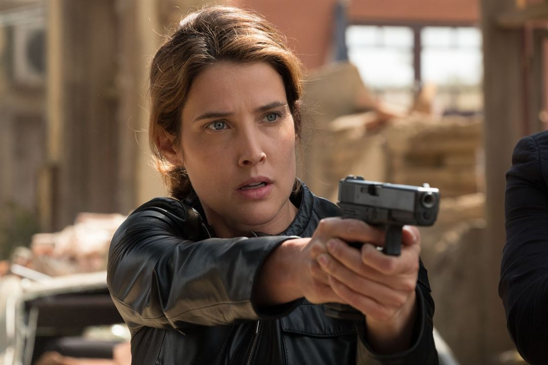 Spider-Man: Far From Home: Cobie Smulders