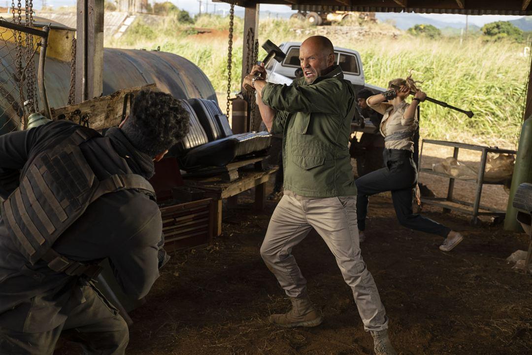 Fast & Furious: Hobbs & Shaw : Bild Jason Statham