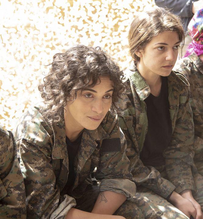 Operation Red Snake - Band Of Sisters: Razane Jammal, Camélia Jordana