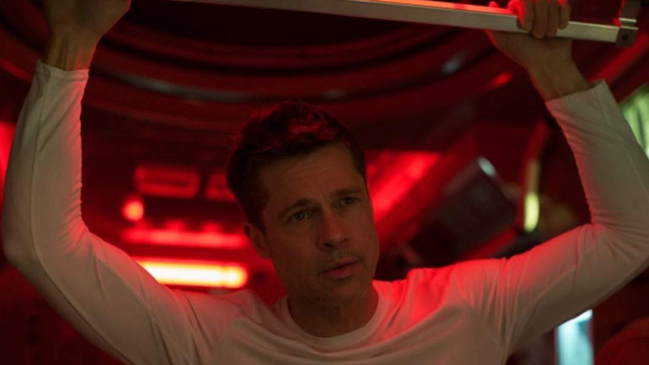 Ad Astra - Zu den Sternen : Bild Brad Pitt