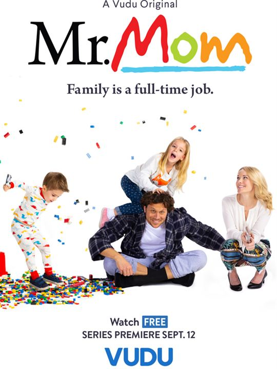 Mr. Mom : Kinoposter